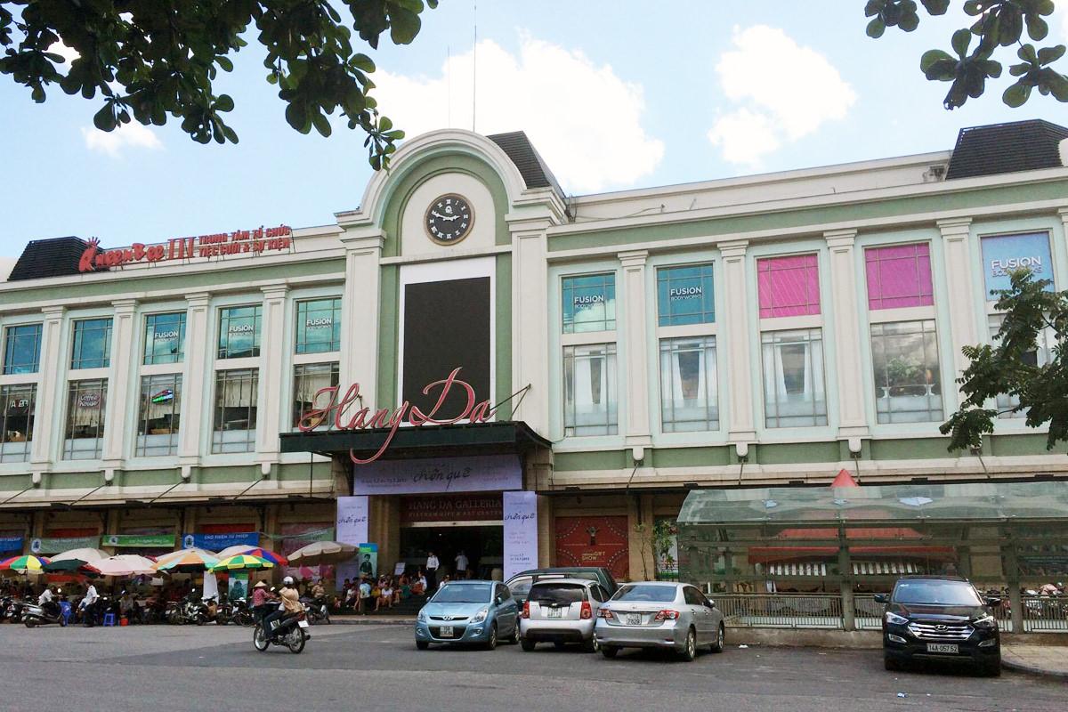 Image result for بازار هانگ دا ویتنام